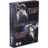 Fifty shades of grey dvd Filmer Fifty Shades Darker [DVD + Digital Copy ] + Fifty Shades of Grey DVD [2017]